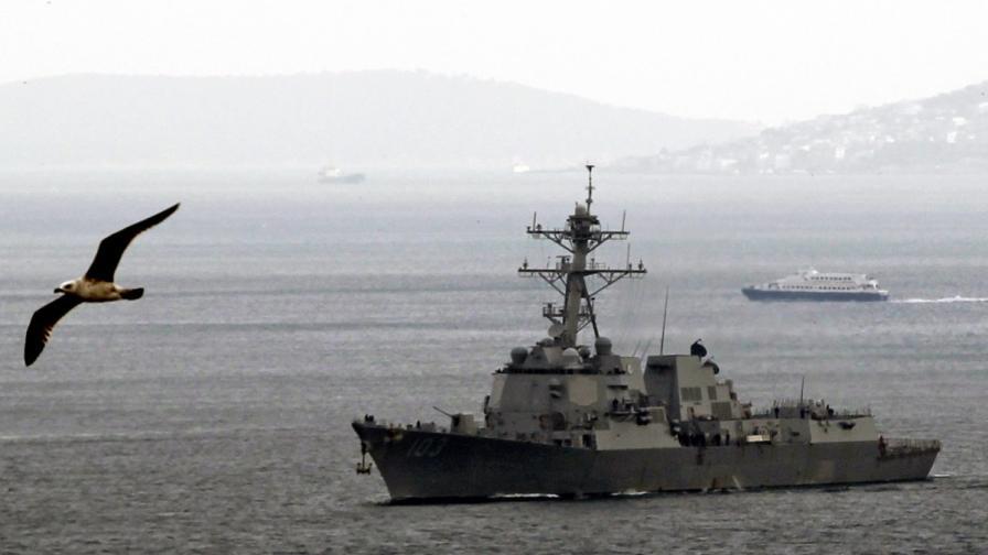 Турция строи нова военна база в Черно море
