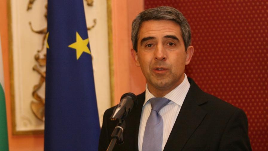 Плевнелиев: НАТО промени България и целия ни регион за добро
