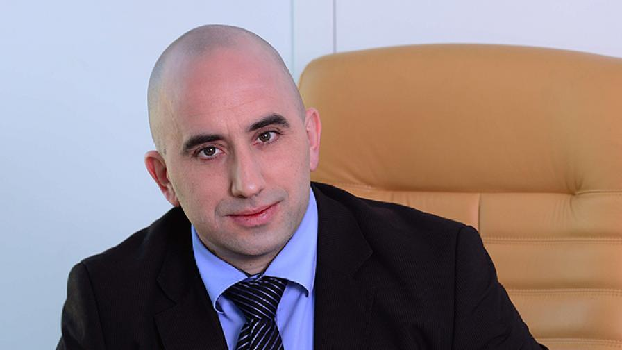 """Божидар Павлов е новият главен финансов мениджър на """"ЕКО България"""""""