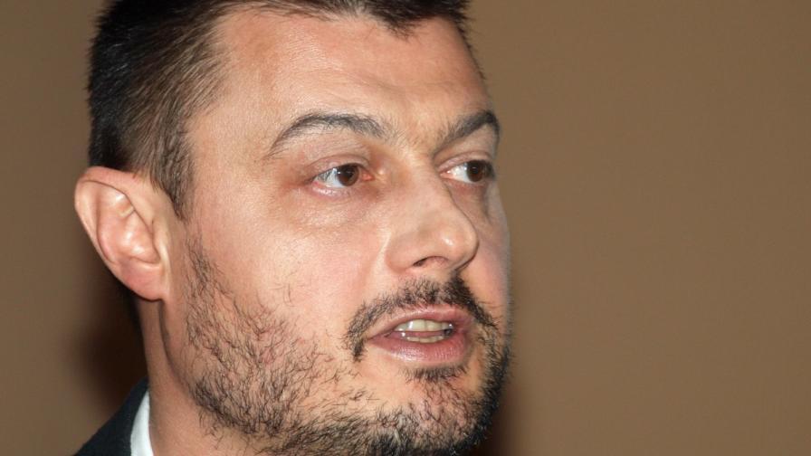 Бареков: С Борисов имаме принципни отношения