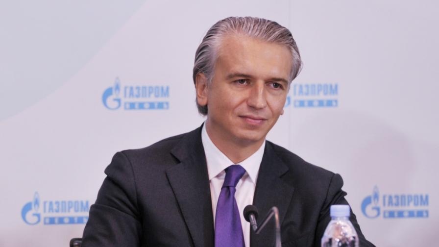 """""""Газпром нефт"""": Може да пренасочим търговията на Изток"""