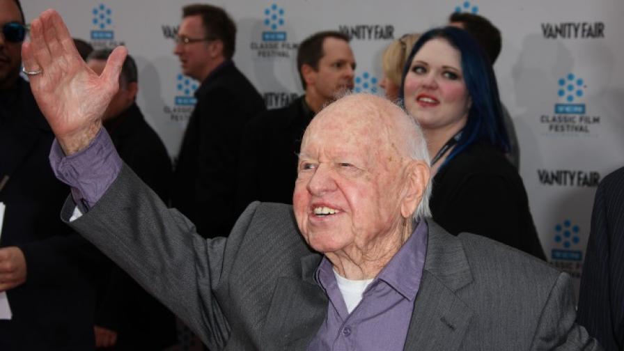 Актьорът Мики Руни почина на 93