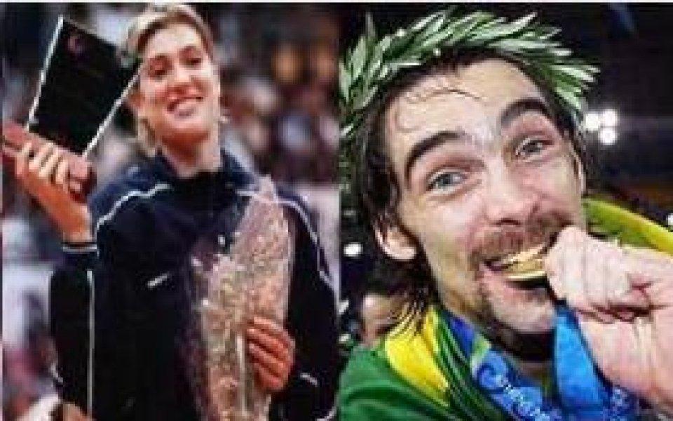 Джиба и Пичинини спечелиха волейболните Оскари