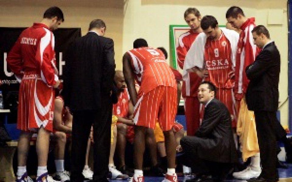 Мъжкият ЦСКА все още с шанс за Адриатическата лига?