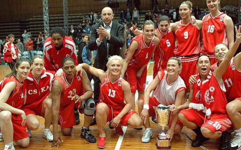 """Състав на """"червените ангели"""" за сезон 2007/2008"""