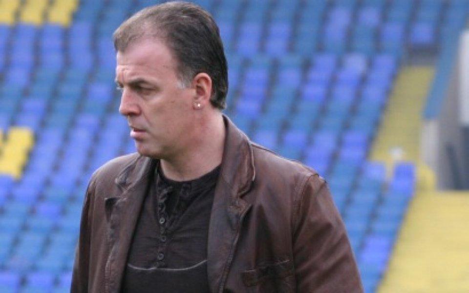 Сираков: Човечецът не знае футболните правила