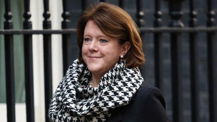 Британската министърката на културата подаде оставка след финансов скандал