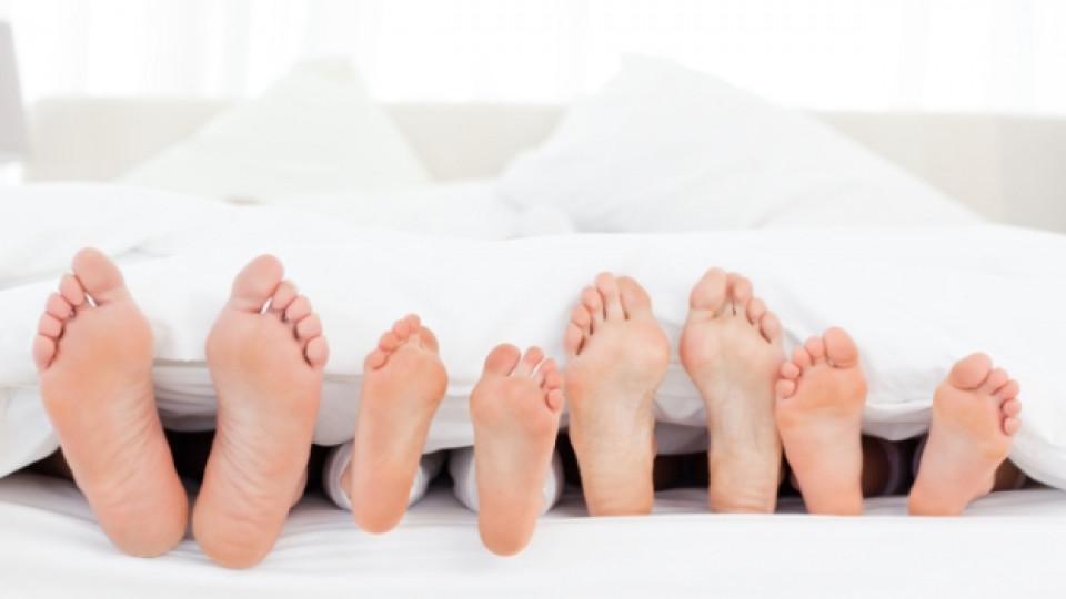 Какво прави двойките по-щастливи – сексът или децата?
