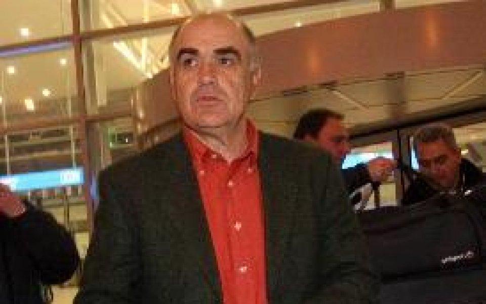 Грозданов: Доволен съм с изключение на мача с Артмедия