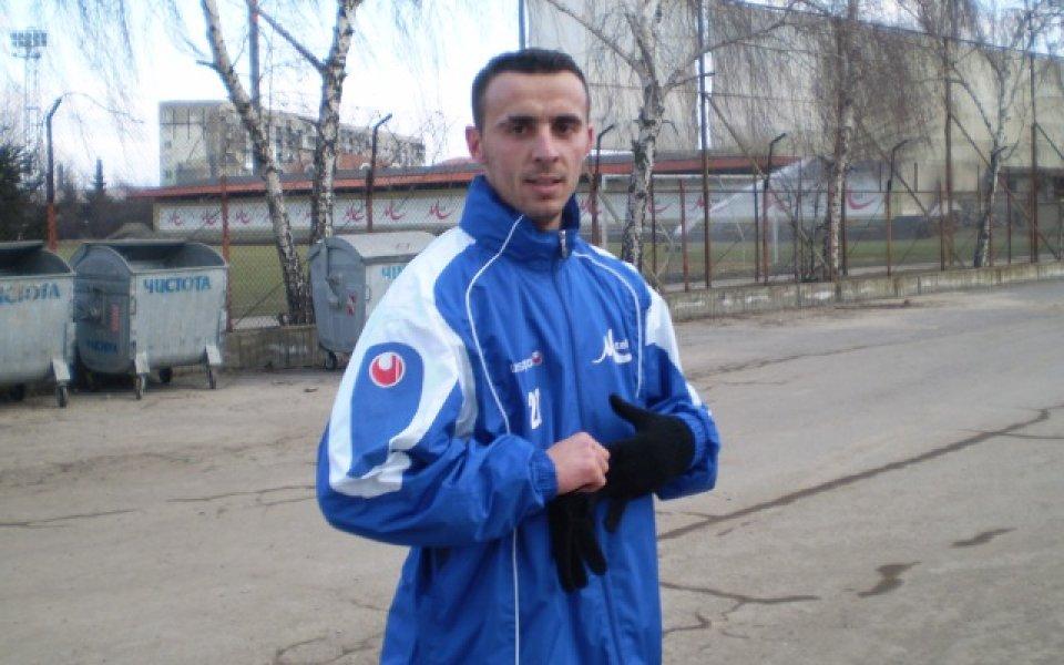 Кръстовчев за 2,5 години в Левски