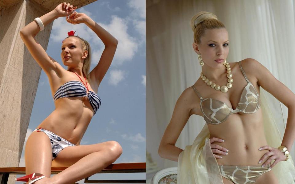 Красивата половинка на Румен Дунев блесна по бански