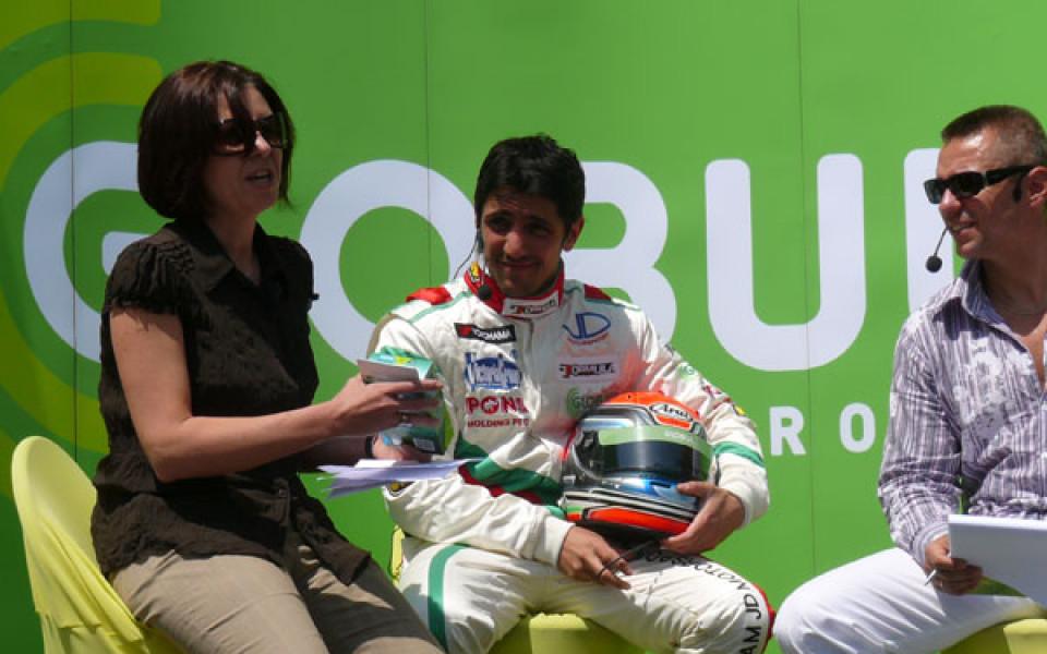 Владо Арабаджиев: Искам силна година във Формула Мастър