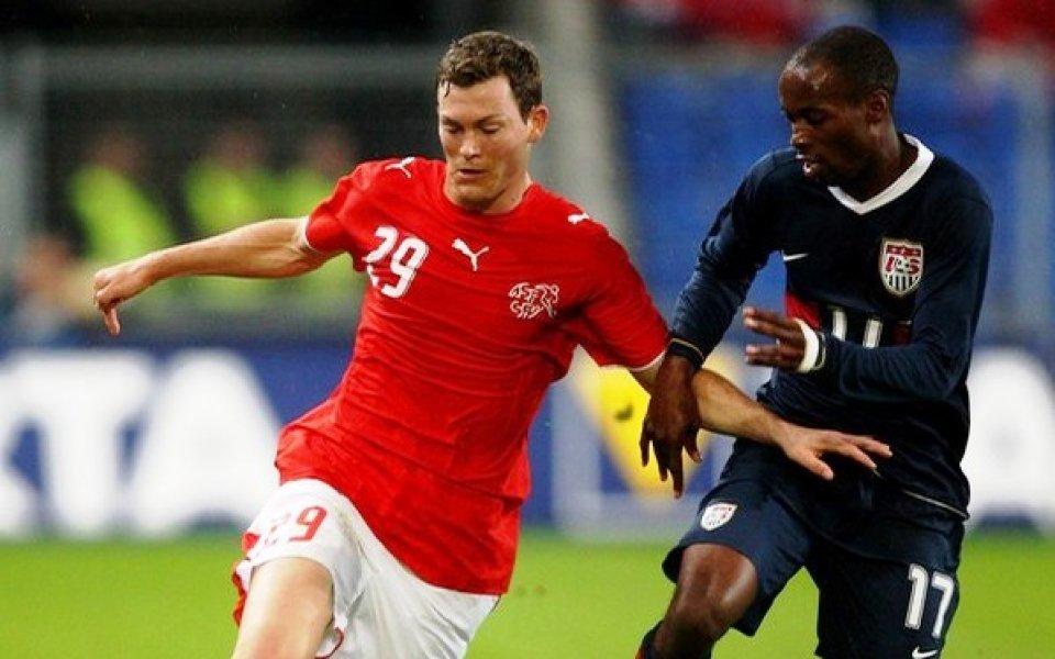 Лацио взе швейцарeц от Евро 2008, Сарате вкара пет гола