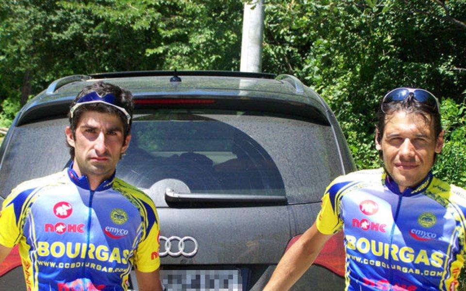 Двамата, които ще въртят педали в Пекин: Олимпиадата е за борбени духове като нас