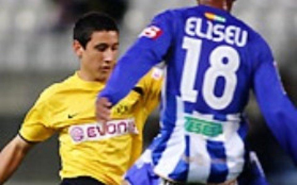 УЕФА постави Михаил Александров в Топ 10 на младите футболисти в Европа