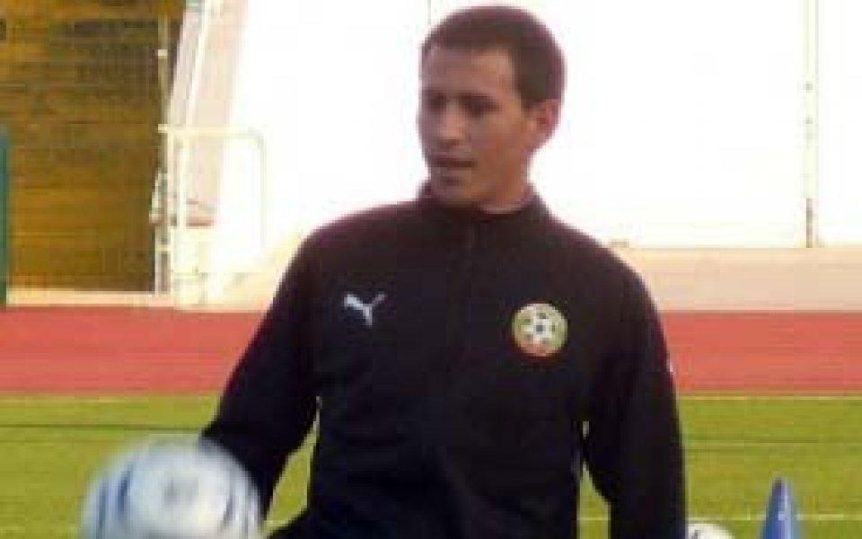 Живко Миланов също отпадна от националния отбор