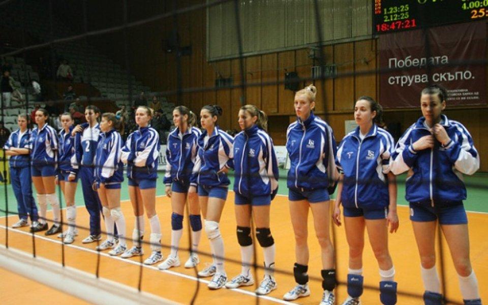Левски Сиконко се класира за финалната четворка на Балканската лига