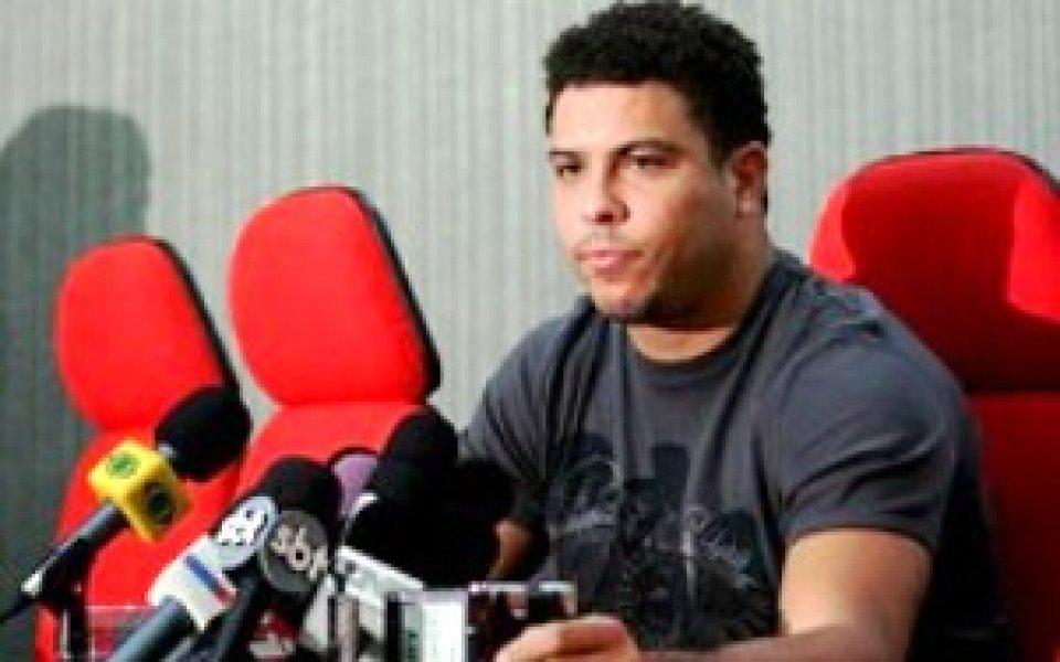 Роналдо: Аз съм ранен войник, но не съм умрял