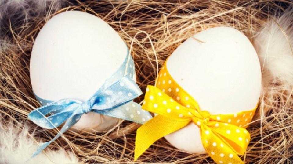 Символика на великденските яйца