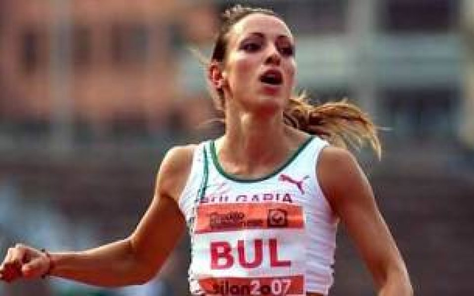 Лалова ще стартира в спринта на 60 метра на държавното първенство