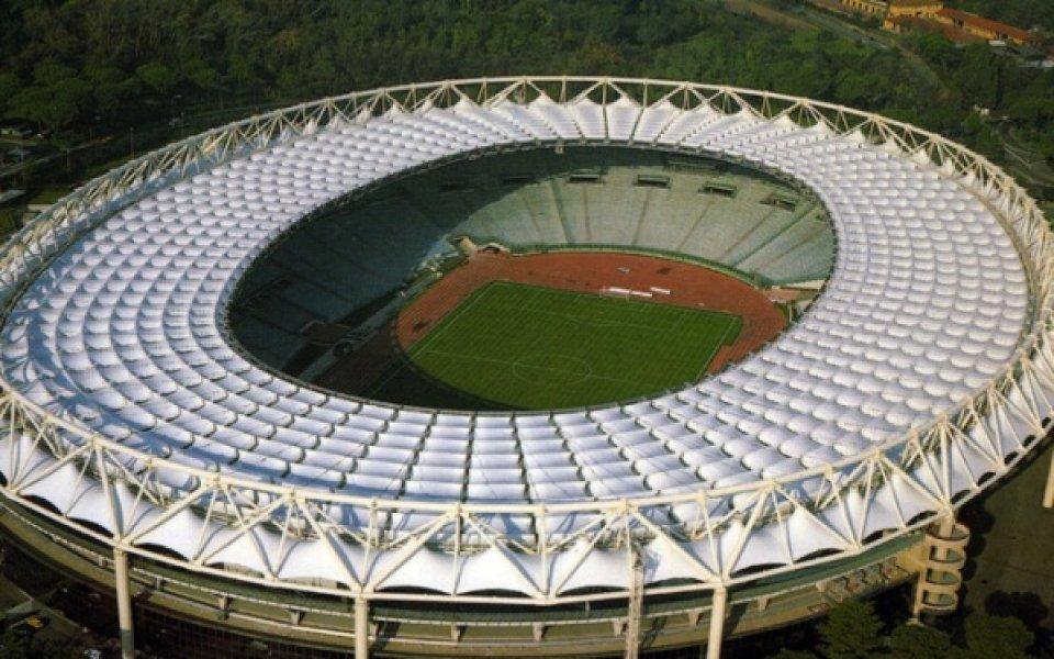 Тоти: Искам наш си стадион