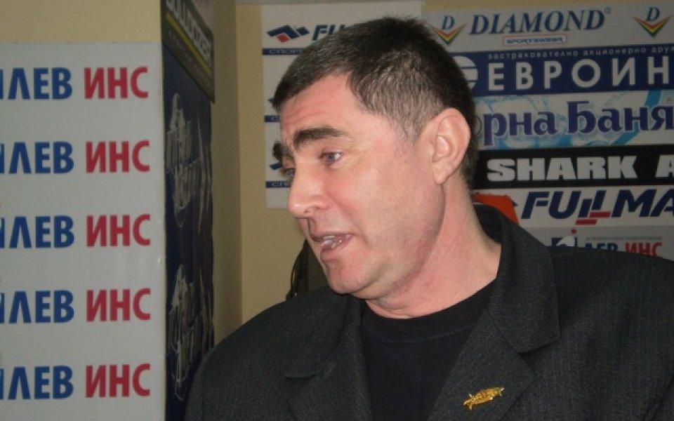 Живко Петков спечели сребърен медал в тройния скок