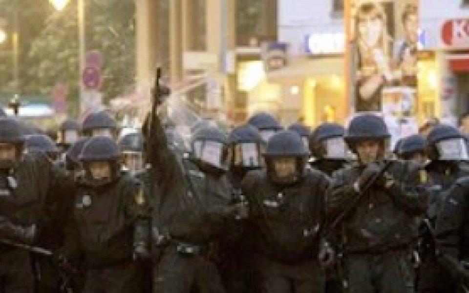 От 200 до 700 полицаи пазят Световното в Берлин