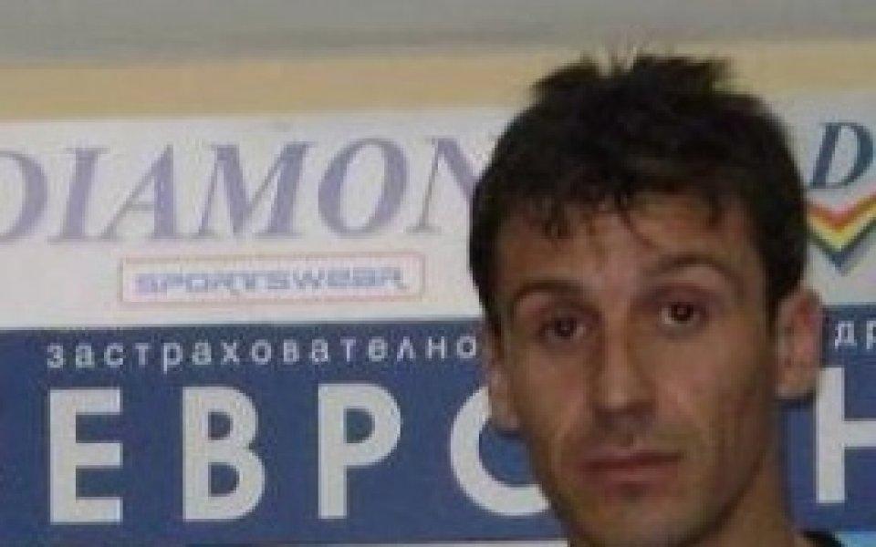 Николай Атанасов не успя да се класира за финала на скок на дължина