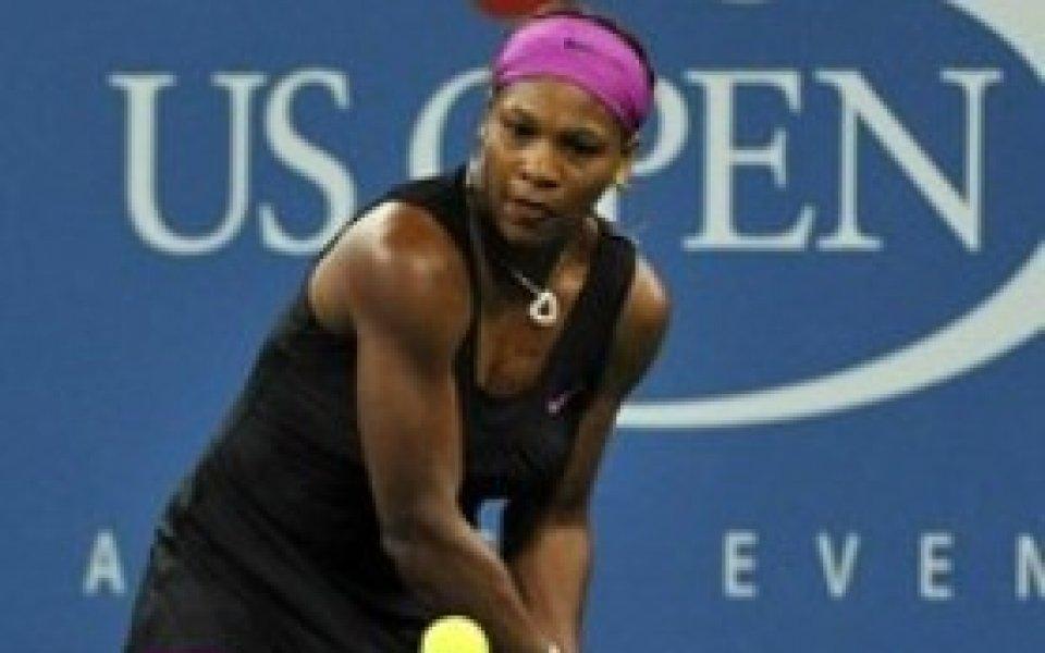 Серена срещу Клайстерс на полуфинал в Ню Йорк