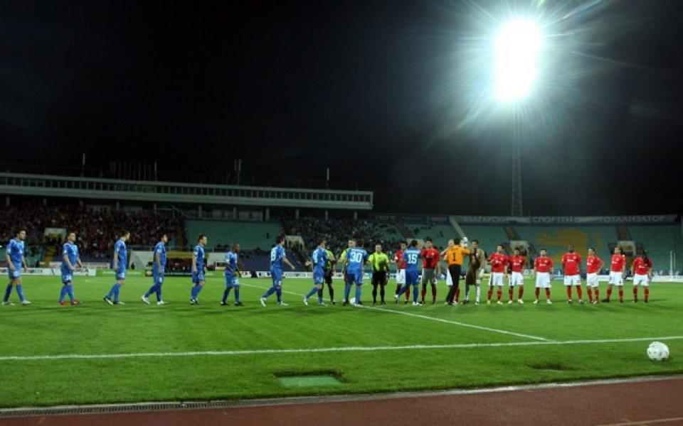 ЦСКА не е искал чужд рефер за мача с Левски