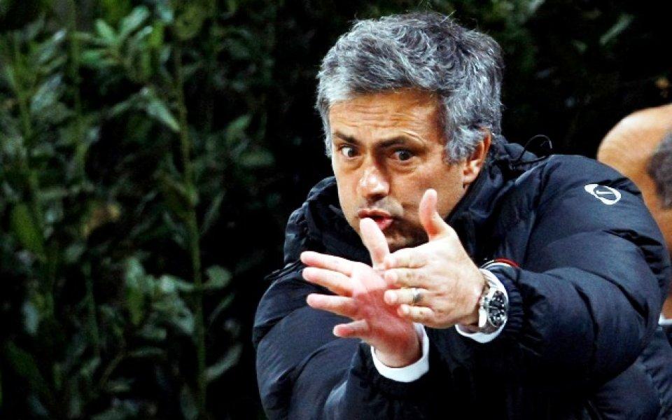 Ренцо Уливиери иска ново наказание за Моуриньо