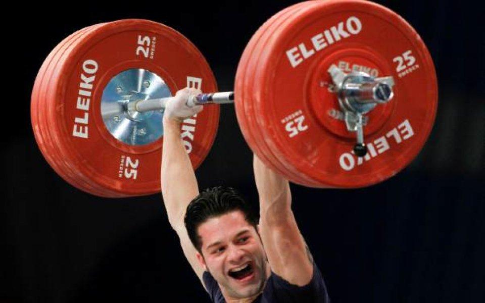 Румънец спечели златото в категория до 69 кг на Европейското по вдигане на тежести