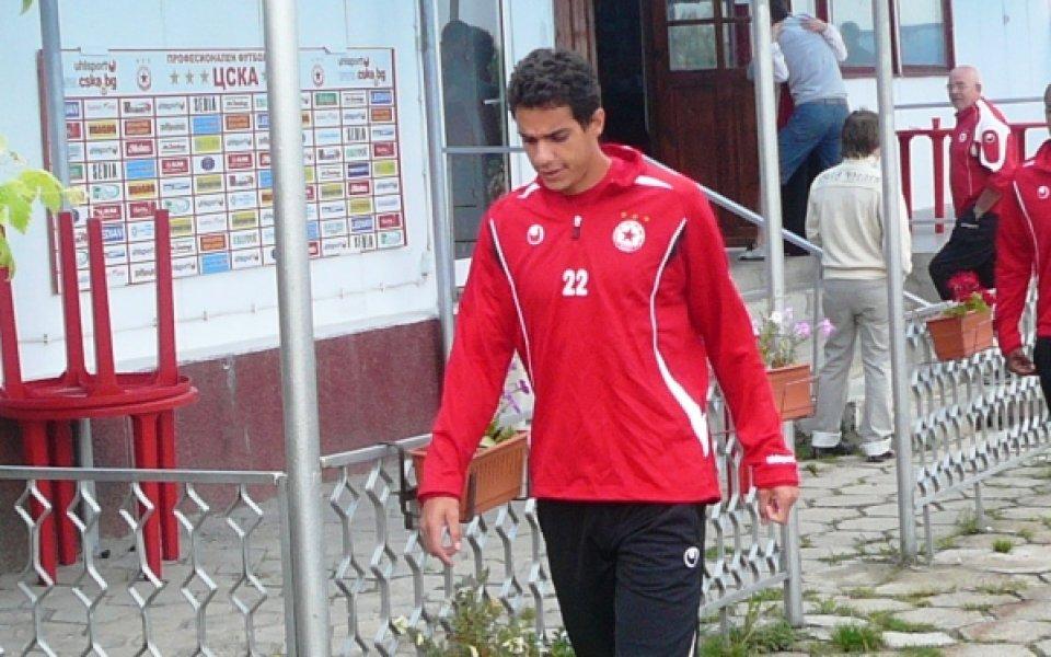 Платини пак болен и извън групата на ЦСКА, Маркиньос се завръща срещу Славия