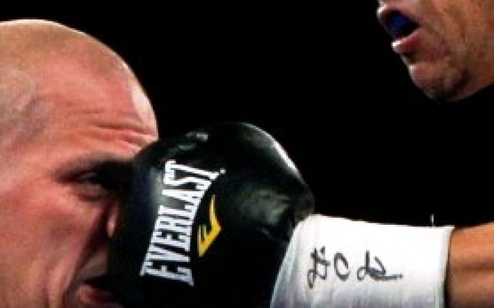 Алексей Рибчев прави дебют на международния ринг