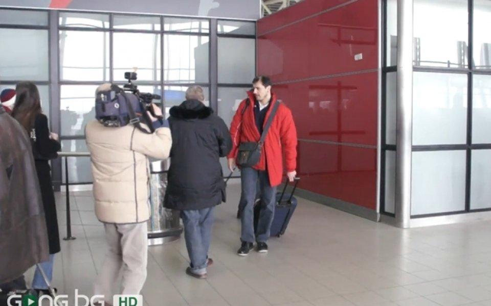 Два дни почивка в ЦСКА за пренастройване от Европа към България