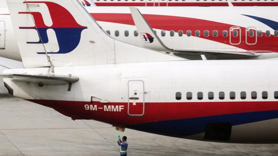 """Самолет на """"Малейжа еърлайнс"""" кацна аварийно в Куала Лумпур"""