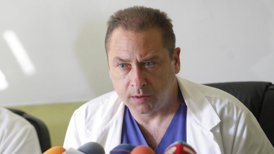 """1700 души минали през спешния кабинет на """"Пирогов"""" по празниците"""