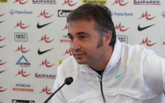Ясен Петров: Трябва да сме безгрешни до края, имунизиран съм за това, което се пише
