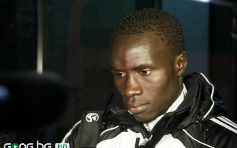Бивш играч на Литекс отново национал на Сенегал