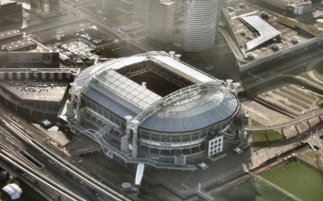 """От днес, 5 април 2018 година, легендарният стадион """"Амстердам арена"""""""