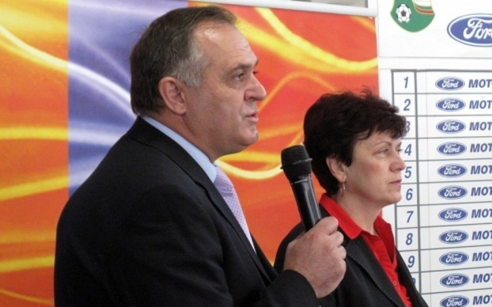 Стефан Капралов: Местим Суперкупата в Бургас със съгласието на ЦСКА и Литекс