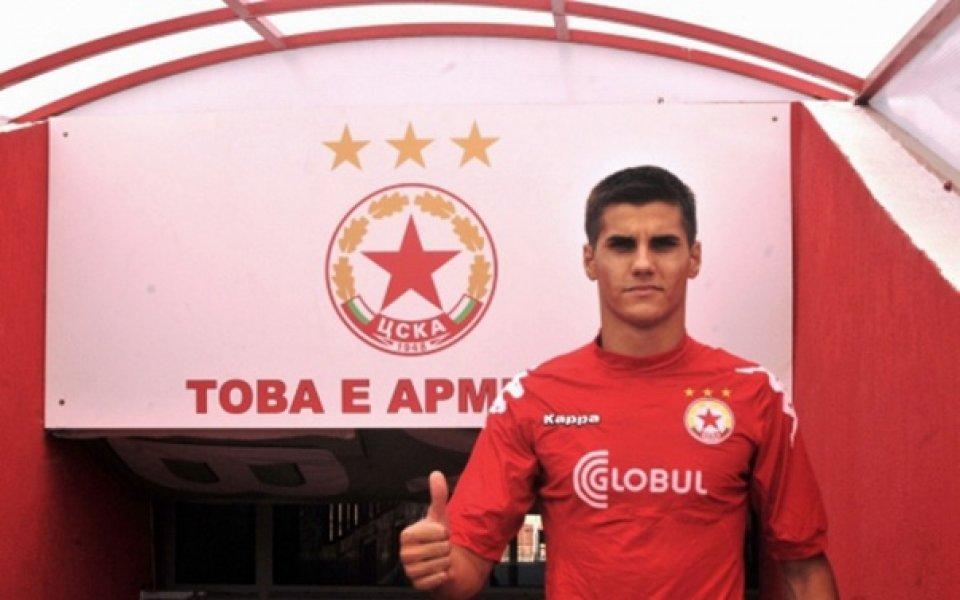 Официално: Пламен Крачунов подписа за три години с ЦСКА