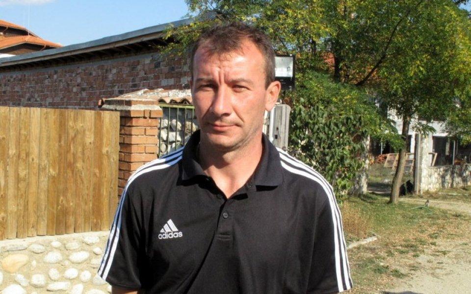 Стамен Белчев след боя над Локо Пд: Никой не трябва да подценява Любимец