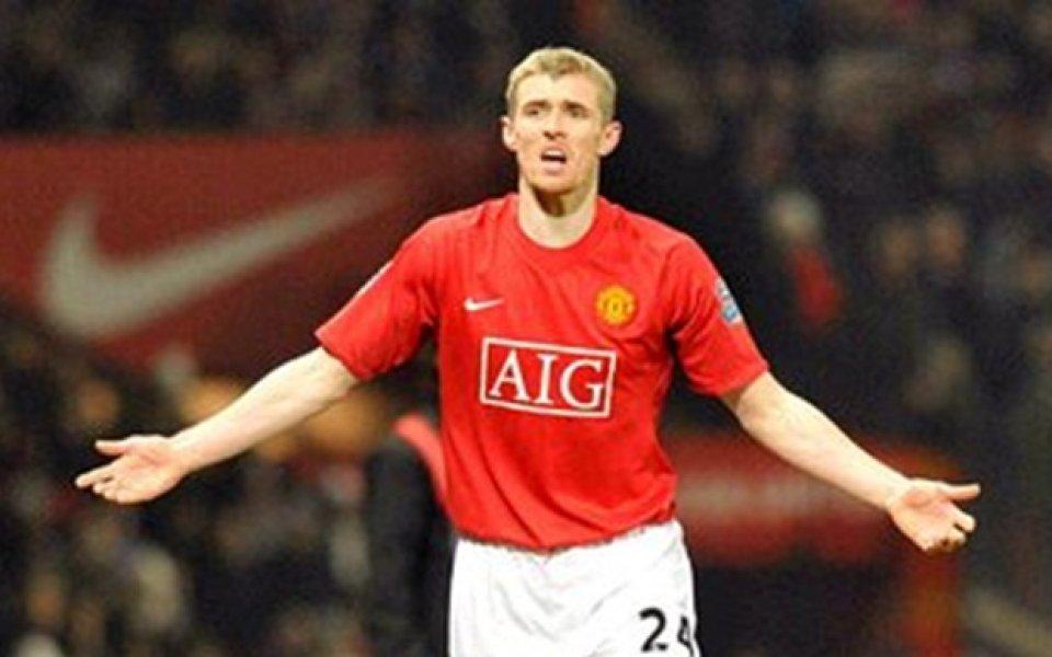 Легендарният футболист на Манчестър Юнайтед и Англия Пол Скоулс бе