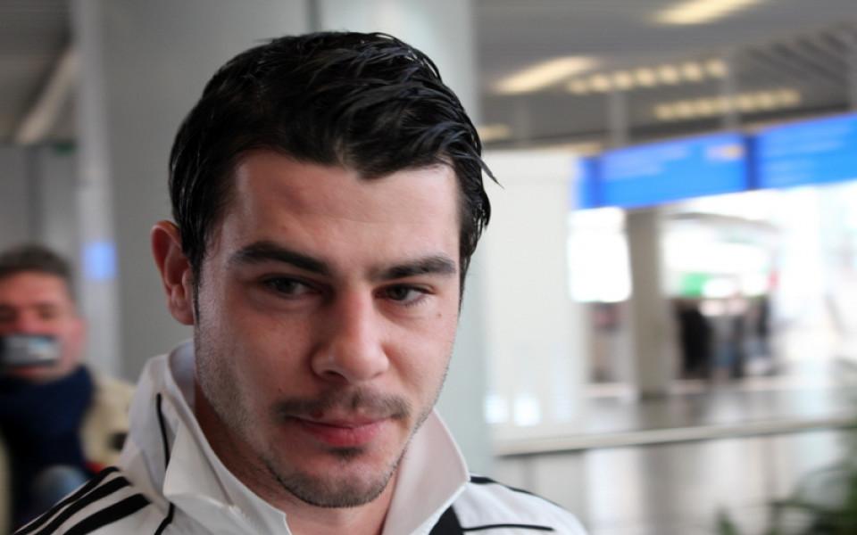 Галин Иванов: Хазар е подходящ отбор за мен