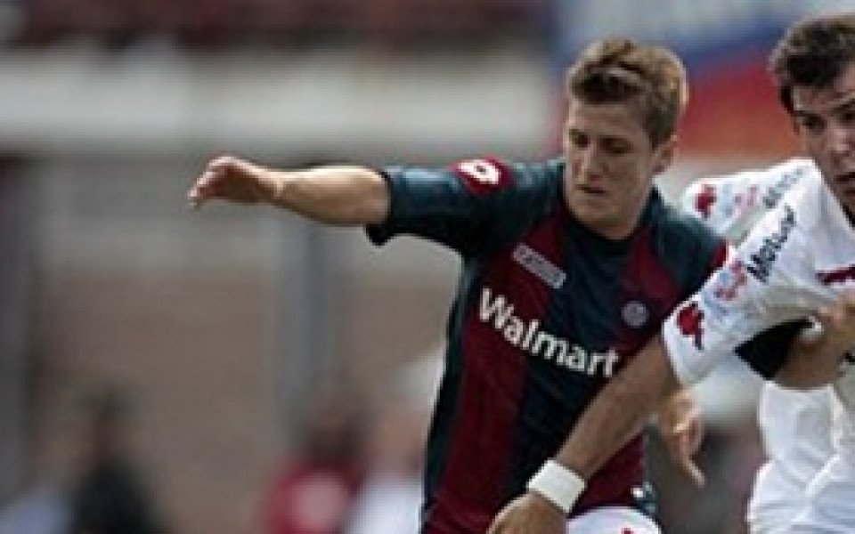 Лацио не картотекира Алфаро в УЕФА
