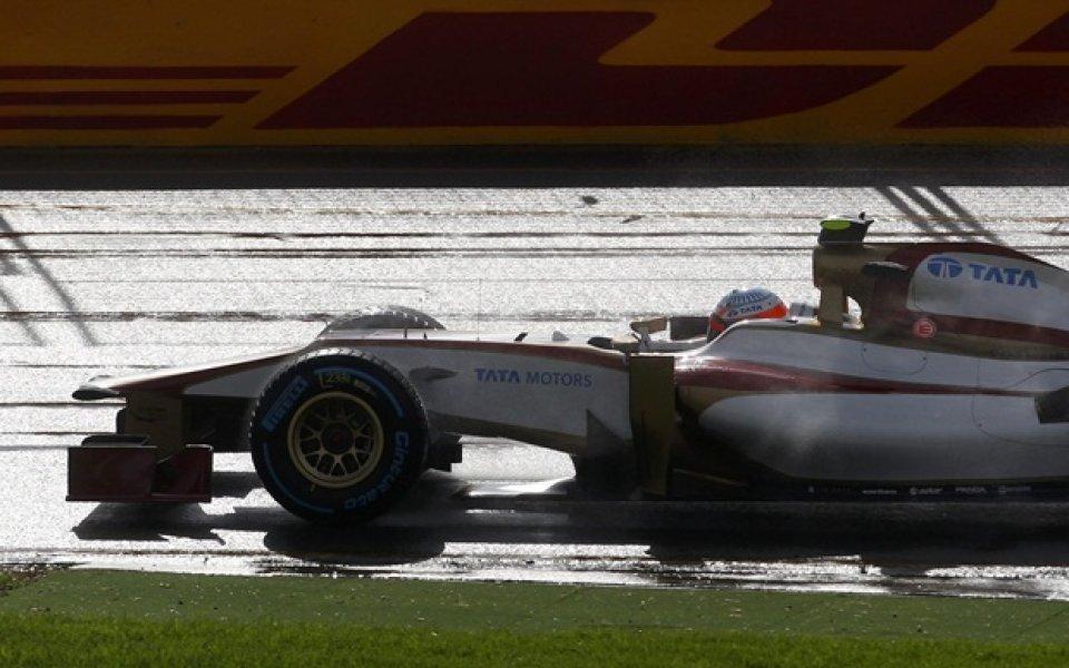 Испания Рейсинг няма да участва в Гран При на Австралия