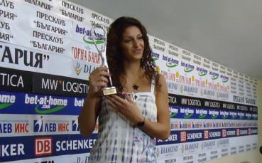 Ева Янева остава във Франция