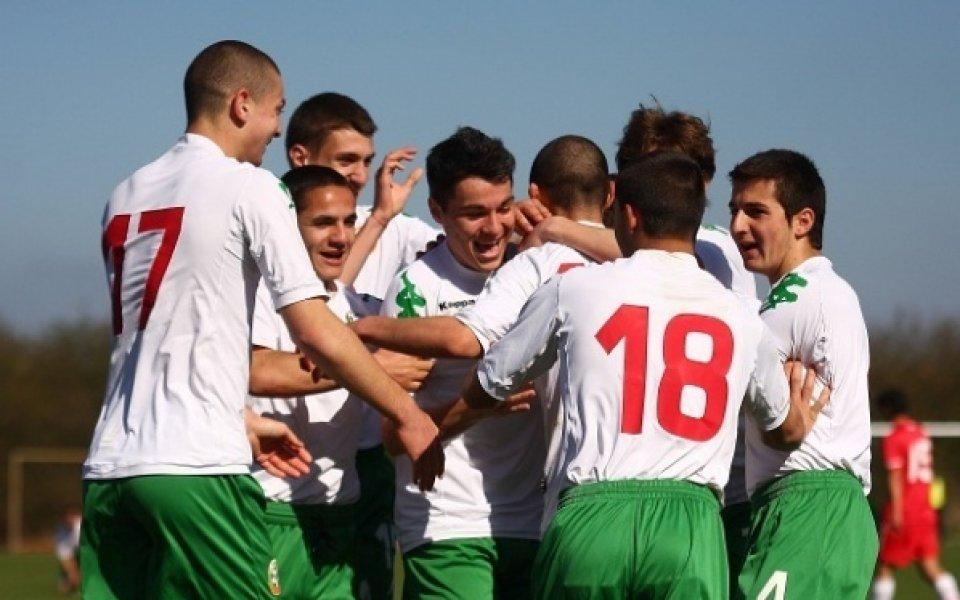 Методи Деянов: Имаше доста притеснение в нашите футболисти