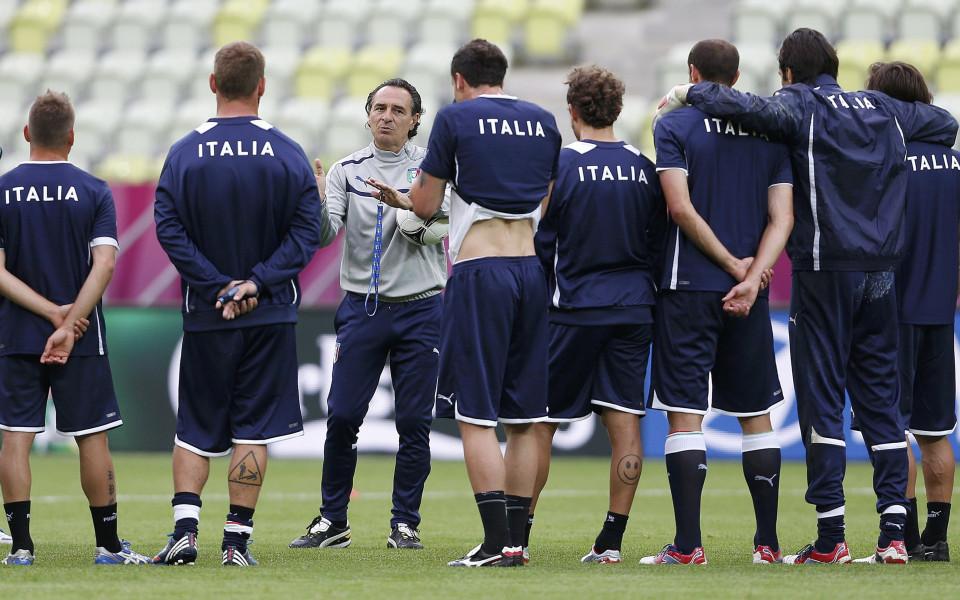 Италия - повторение на 2006 и 1982  година?